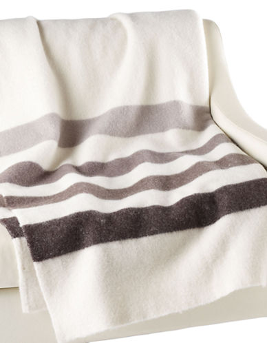 HudsonS Bay Company Iconic Point Blanket   Millennium-WHITE-Full