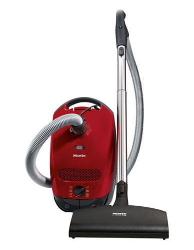 Miele C1 Classic Cat and Dog Vacuum-RED-One Size