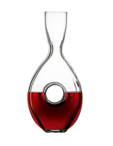 Spiegelau Loop Clear Decanter 0.75L-CLEAR-One Size