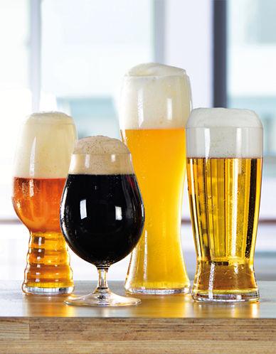 Spiegelau 4pc Beer Tasting Kit-CLEAR-Assorted