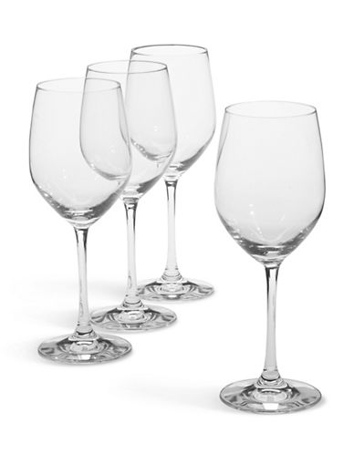 Spiegelau Set of 4 Red Wine Glasses-CLEAR-One Size