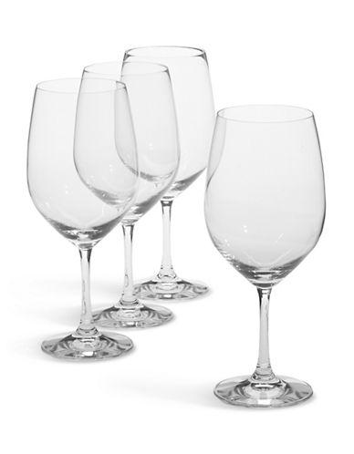Spiegelau Set of 4 Bordeaux Glasses-CLEAR-One Size