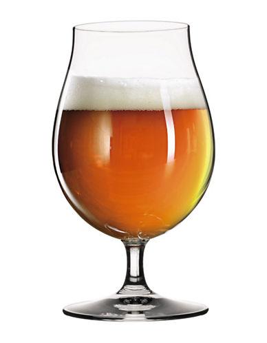 Spiegelau Beer Classics Stemmed Pilsner Glasses Set of Four-CLEAR-One Size