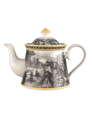 Villeroy & Boch Audun Ferme Teapot-MULTI-COLOURED-One Size