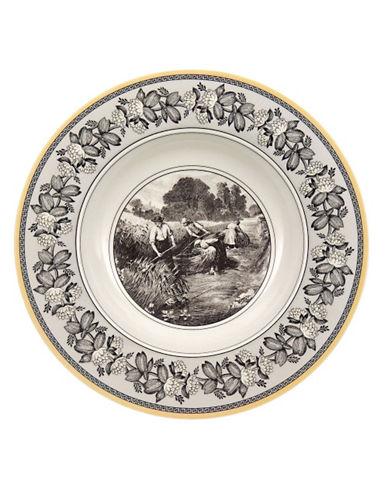 Villeroy & Boch Audun Ferme Rim Soup Bowl-MULTI-COLOURED-One Size