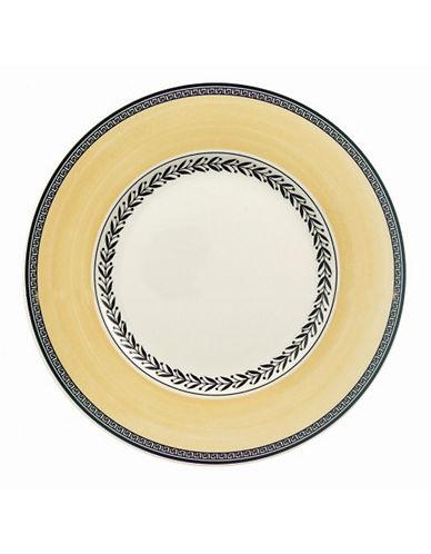 Villeroy & Boch Audun Fleur Salad Plate-YELLOW-8.5 Inches