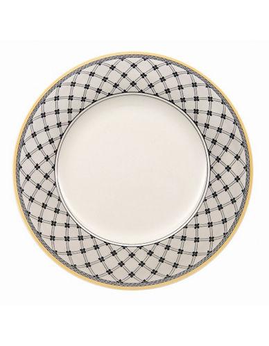 Villeroy & Boch Audun Promenade Dinner Plate-MULTI-COLOURED-10.5in