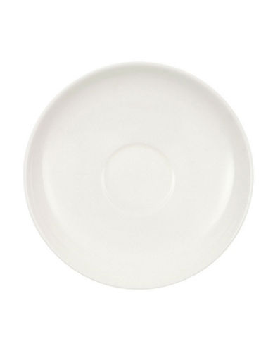 Villeroy & Boch Anmut Cup Saucer-WHITE-One Size