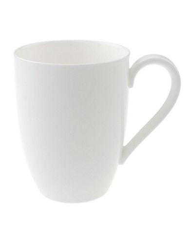 Villeroy & Boch Anmut Mug-WHITE-One Size