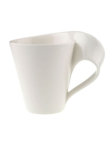Villeroy & Boch New Wave Cafe Mug-WHITE-One Size