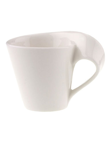 Villeroy & Boch New Wave Cafe Espresso Cup-WHITE-One Size