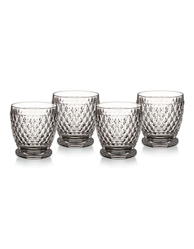 Villeroy & Boch Boston DOF Set of 4-CLEAR-One Size