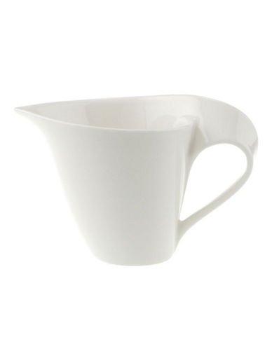 Villeroy & Boch New Wave 6 3 4Oz Creamer-WHITE-One Size