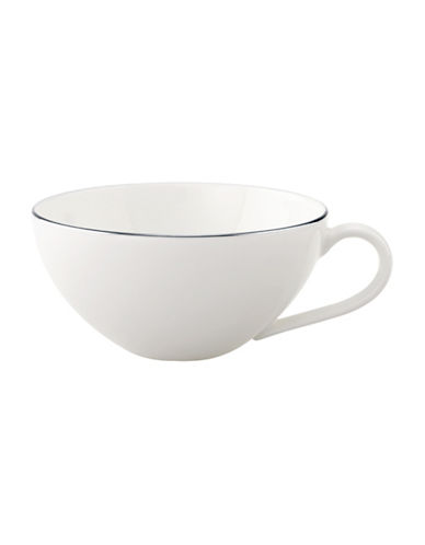 Villeroy & Boch Anmut Platinum Tea Cup-WHITE-One Size