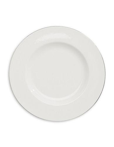 Villeroy & Boch Anmut Platinum Dinner Plate-WHITE-One Size