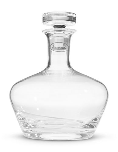 Villeroy & Boch Crystal Scotch Whisky Carafe-CLEAR-One Size