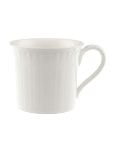 Villeroy & Boch Cellini Tea Cup-WHITE-One Size