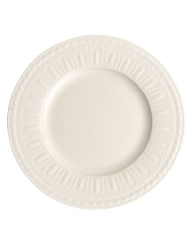Villeroy & Boch Cellini Dinner Plate-WHITE-One Size