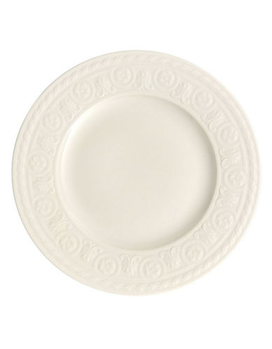 Villeroy & Boch Cellini Salad Plate-WHITE-One Size