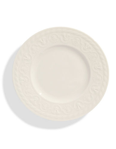Villeroy & Boch Cellini Bread And Butter Plate-WHITE-One Size