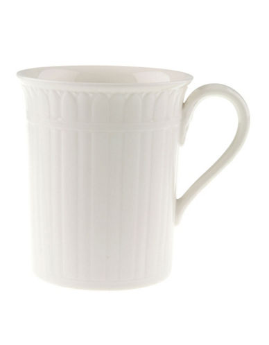 Villeroy & Boch Cellini Mug-WHITE-One Size