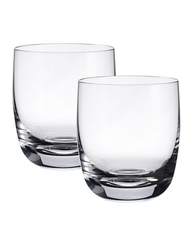 Villeroy & Boch Blended Scotch Tumbler #2 Set of 2-CLEAR-One Size
