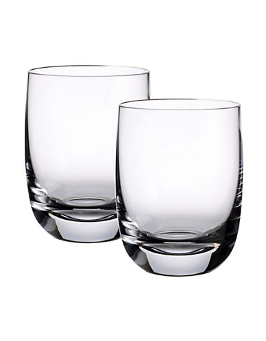 Villeroy & Boch Blended Scotch Tumbler #3 Set of 2-CLEAR-One Size