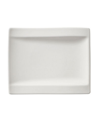 Villeroy & Boch Newwave Bread And Butter Plate-WHITE-7 Inches