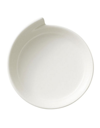 Villeroy & Boch Newwave Large Round Dinner Plate-WHITE-One Size