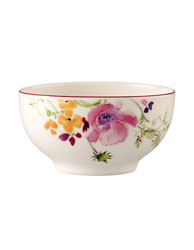 Villeroy & Boch Mariefleur French Rice Bowl-MULTI-COLOURED-One Size