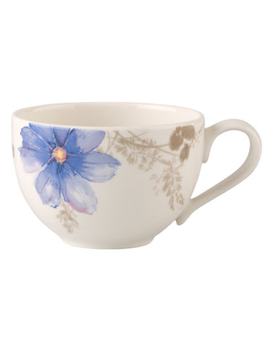 Villeroy & Boch Mariefleur Grey Tea Cup-MULTI COLOURED-One Size