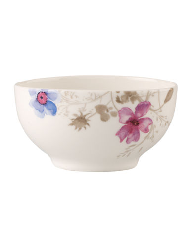 Villeroy & Boch Mariefleur Grey French Rice Bowl-MULTI COLOURED-One Size
