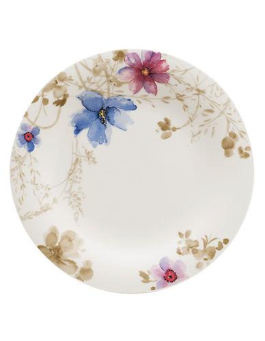 Villeroy & Boch Mariefleur Grey Dinner Plate-MULTI COLOURED-One Size