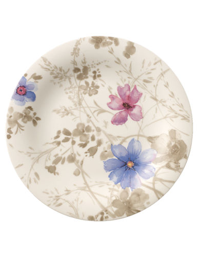 Villeroy & Boch Mariefleur Grey Salad Plate-MULTI COLOURED-One Size