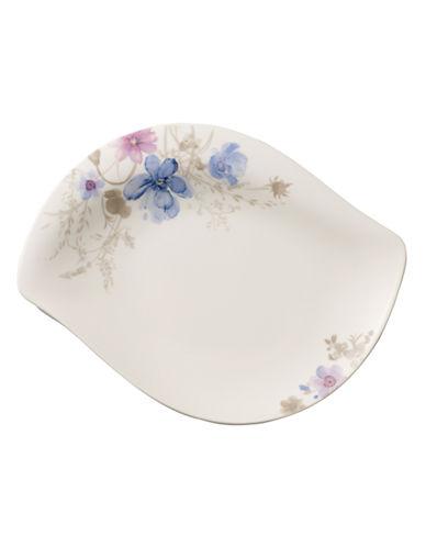 Villeroy & Boch Mariefleur Grey Shallow Flat Bowl-MULTI COLOUR-One Size