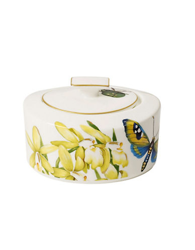 Villeroy & Boch Amazonia Covered Sugar-MULTI-COLOURED-One Size
