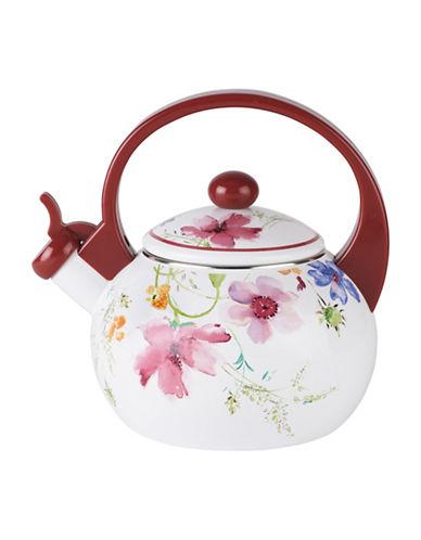 Villeroy & Boch Mariefleur Enamel Tea Kettle-MULTI-One Size