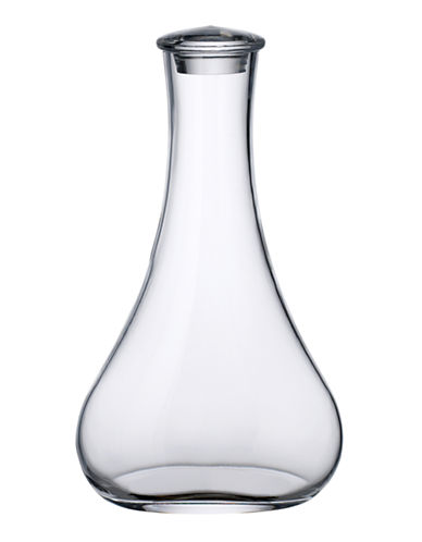 Villeroy & Boch Purismo White Wine Decanter-CLEAR-One Size