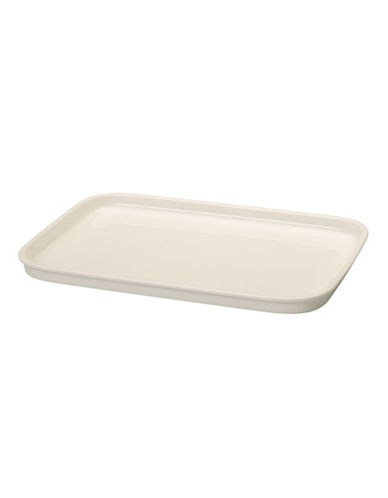 Villeroy & Boch Rectangular Serving Plate-WHITE-One Size