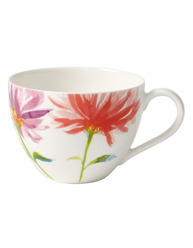 Villeroy & Boch Anmut Flowers Tea Cup-FLORAL-One Size