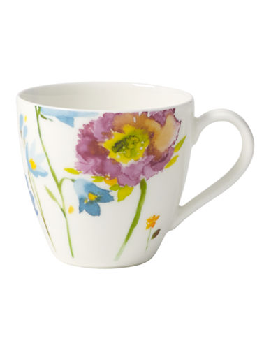 Villeroy & Boch Anmut Flowers After Dinner Cup-FLORAL-One Size