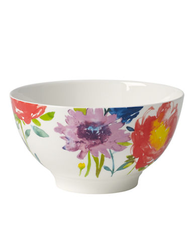 Villeroy & Boch Anmut Flowers Rice Bowl-FLORAL-One Size