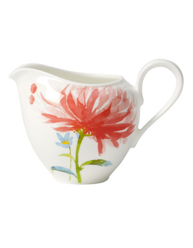 Villeroy & Boch Anmut Flowers Creamer-FLORAL-One Size