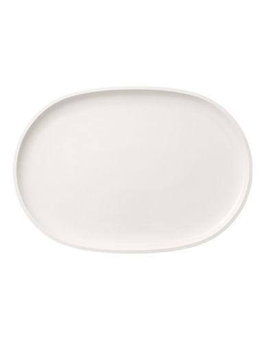 Villeroy & Boch Artesano Oval Fish Plate-WHITE-One Size