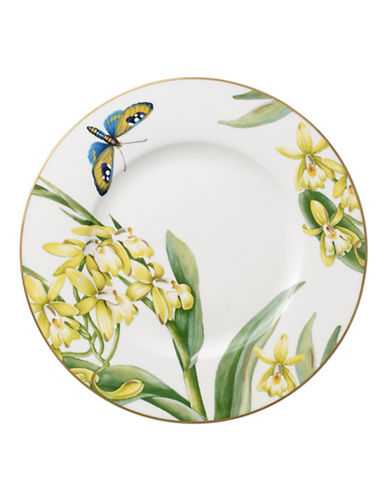 Villeroy & Boch Amazonia Anmut Salad Plate-WHITE-8.5 Inches