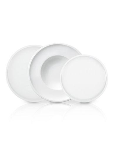 Villeroy & Boch Artesano 12-Piece Porcelain Dinnerware Set-WHITE-12 Piece Set