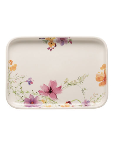 Villeroy & Boch Mariefleur Rectangular Serving Plate-MULTI-COLOURED-One Size