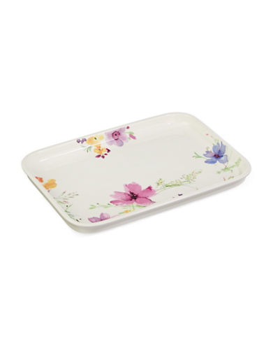 Villeroy & Boch Mariefleur Rectangular Serving Platter-MULTI-One Size