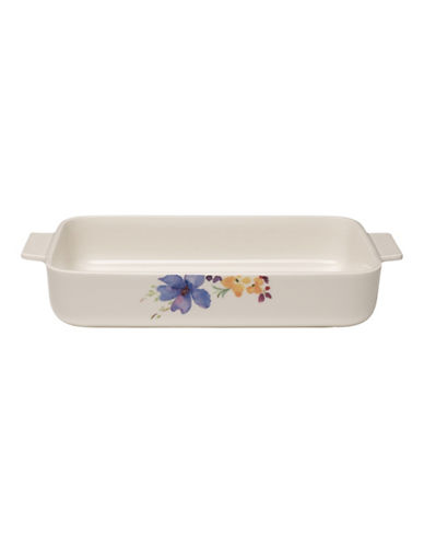 Villeroy & Boch Mariefleur Rectangular Baking Dish-MULTI-COLOURED-One Size