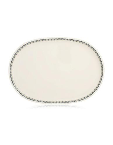 Villeroy & Boch Casale Blu Oval Platter-BLUE/WHITE-One Size